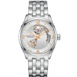Hamilton Men's Watch Jazzmaster Open Heart Auto Viewmatic H32705151