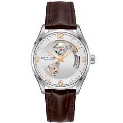 Hamilton Men's Watch Jazzmaster Open Heart Viewmatic H32705551