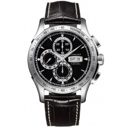 Hamilton Men's Watch Jazzmaster Lord Hamilton Auto Chrono H32816531