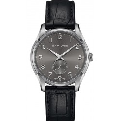 Hamilton Men's Watch Jazzmaster Thinline Small Second Quartz H38411783