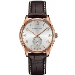 Hamilton Men's Watch Jazzmaster Thinline Small Second Quartz H38441553