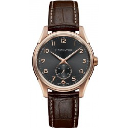 Hamilton Men's Watch Jazzmaster Thinline Small Second H38441583