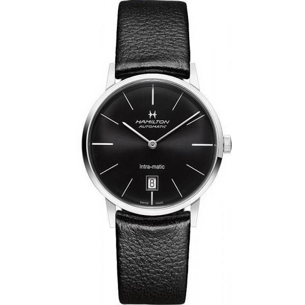 Buy Hamilton Men's Watch American Classic Intra-Matic Auto H38455731