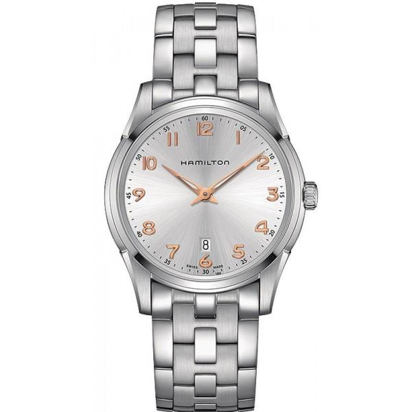 Buy Hamilton Men's Watch Jazzmaster Thinline Quartz H38511113
