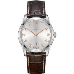 Hamilton Men's Watch Jazzmaster Thinline Quartz H38511513