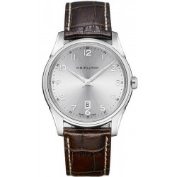Hamilton Men's Watch Jazzmaster Thinline Quartz H38511553