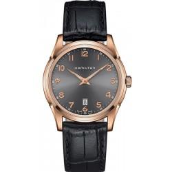 Hamilton Men's Watch Jazzmaster Thinline Quartz H38541783