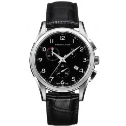 Hamilton Men's Watch Jazzmaster Thinline Chrono Quartz H38612733