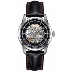 Hamilton Men's Watch Railroad Skeleton Auto H40655731
