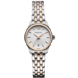 Hamilton Women's Watch Jazzmaster Lady Quartz H42221155
