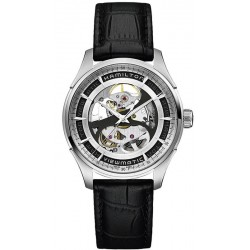Hamilton Men's Watch Viewmatic Skeleton Gent Auto H42555751