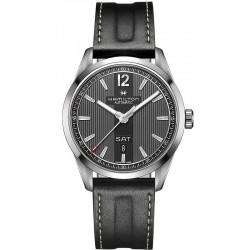 Hamilton Men's Watch Broadway Day Date Auto H43515735