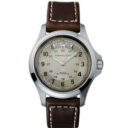 Hamilton Men's Watch Khaki Field King Auto H64455523