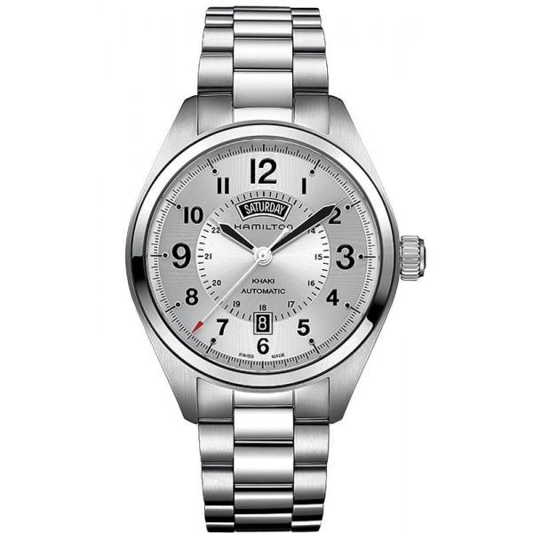 Buy Hamilton Men's Watch Khaki Field Day Date Auto H70505153