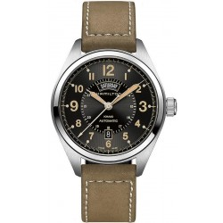 Hamilton Men's Watch Khaki Field Day Date Auto H70505833