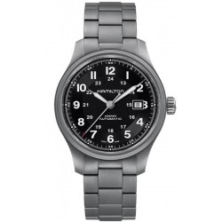Hamilton Men's Watch Khaki Field Titanium Auto H70565133