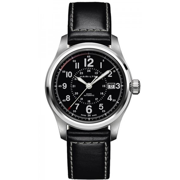 Buy Hamilton Men's Watch Khaki Field Auto 40MM H70595733