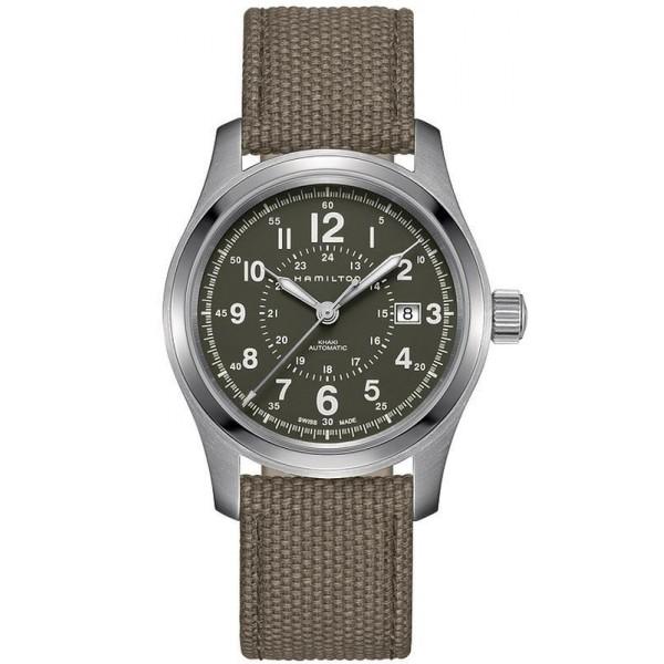 Buy Hamilton Men's Watch Khaki Field Auto 42MM H70605963