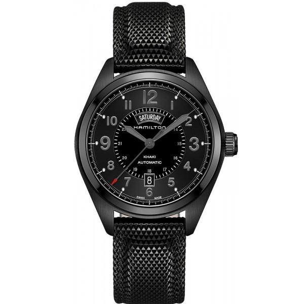 Buy Hamilton Men's Watch Khaki Field Day Date Auto H70695735