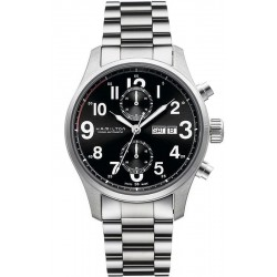 Hamilton Men's Watch Khaki Field Officer Auto Chrono H71716133