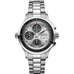 Hamilton Men's Watch Khaki Aviation X-Patrol Auto Chrono H76566151