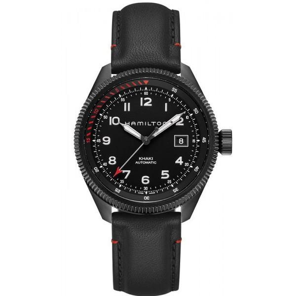 Buy Hamilton Men's Watch Khaki Aviation Takeoff Air Zermatt Auto H76695733
