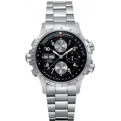 Hamilton Men's Watch Khaki Aviation X-Wind Auto Chrono H77616133