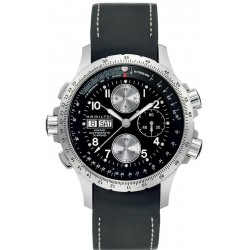 Hamilton Men's Watch Khaki Aviation X-Wind Auto Chrono H77616333