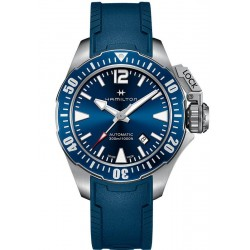 Hamilton Men's Watch Khaki Navy Frogman Auto H77705345