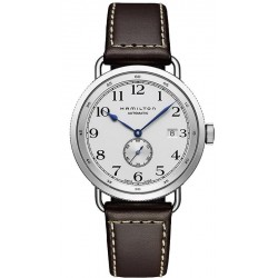 Hamilton Men's Watch Khaki Navy Pioneer Small Second Auto H78465553