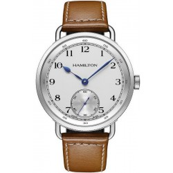 Hamilton Men's Watch Khaki Navy Pioneer Small Second Auto H78719553