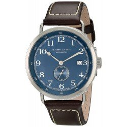 Hamilton Men's Watch Khaki Navy Pioneer Small Second Auto H78455543