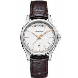 Hamilton Men's Watch Jazzmaster Day Date Auto H32505511