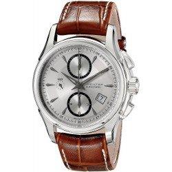 Buy Hamilton Men's Watch Jazzmaster Auto Chrono H32616553