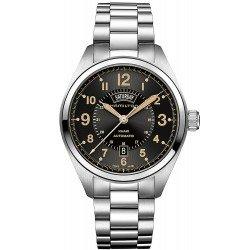 Hamilton Men's Watch Khaki Field Day Date Auto H70505933