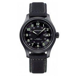 Hamilton Men's Watch Khaki Field Titanium Auto H70575733