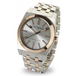 Locman Men's Watch Stealth Quartz 02010RAGF5N0BAR