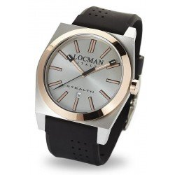 Locman Men's Watch Stealth Quartz 02010RAGF5N0SIK