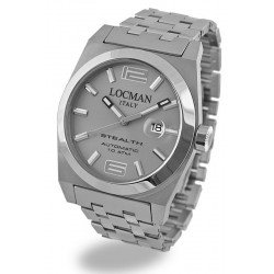 Locman Men's Watch Stealth Automatic 020500AGFNK0BR0