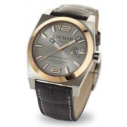 Locman Men's Watch Stealth Automatic 02050RGYF5N0PSA
