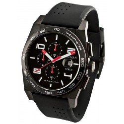 Locman Men's Watch Stealth Quartz Chronograph 02050RGYF5N0SIA