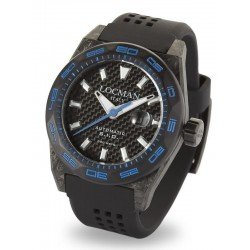 Locman Men's Watch Stealth 300MT Automatic 0216V3-CBCBNKBS2K