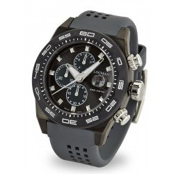 Locman Men's Watch Stealth 300MT Quartz Chronograph 0217V3-GKGYNKS2A