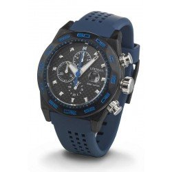 Locman Men's Watch Stealth 300MT Quartz Chronograph 0218C09A-CBCBNKS2B
