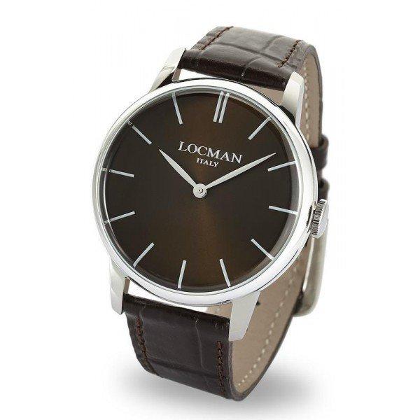 Buy Locman Men's Watch 1960 Quartz 0251V04-00BNNKPT