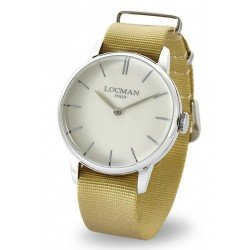 Locman Men's Watch 1960 Quartz 0251V05-00AVNKNH