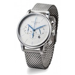 Locman Men's Watch 1960 Quartz Chronograph 0254A06A-00AGNKB0