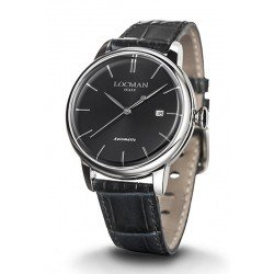 Locman Men's Watch 1960 Automatic 0255A01A-00BKNKPK