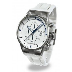 Locman Men's Watch Montecristo Quartz Chronograph 051000WHFBL0GOW