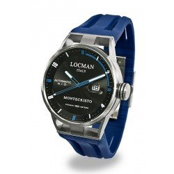 Locman Men's Watch Montecristo Automatic 051100BKFBL0GOB